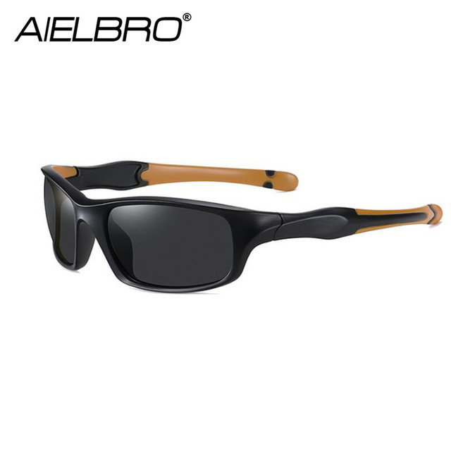 AIRLBRO Cycling Goggle 8 Color Polarized Sunglasses UV400 Cycling Sunglasses Men's Cycling Safety Glasses For Bicycle 1