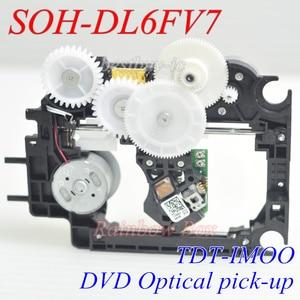 Image 3 - Nuovo originale DVD ottica di pick up SOH DL6FV7 con meccanismo di plastica DL6FV7 TDT IMOO