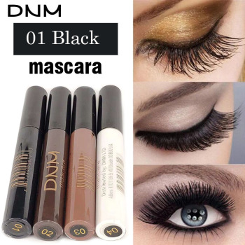 4 Colors Mascara 4D Curling Volume Eyelash Extensions Makeup Eyelash Lengthening Maskara Make Up Black/Brown/Coffee/White