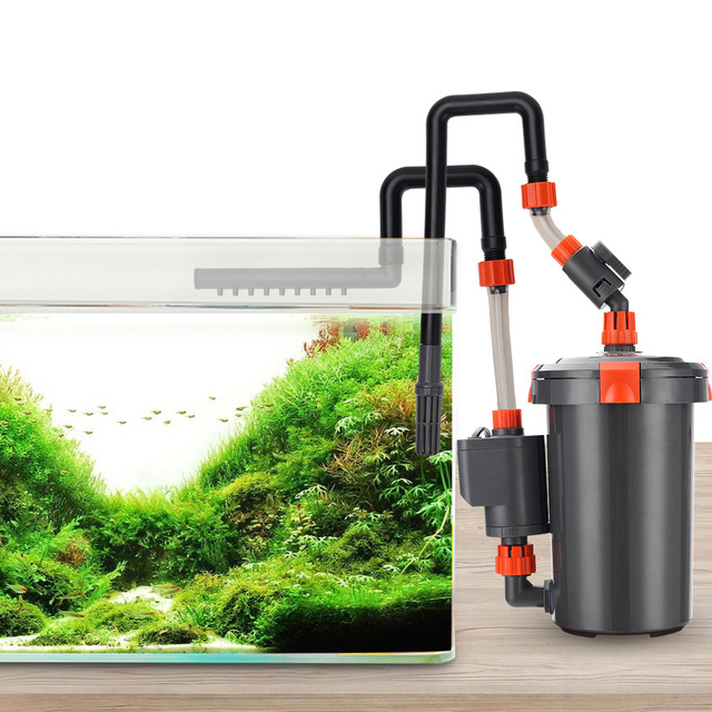 External Aquarium Pump - Super Quite & Durable  5