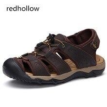 vietnam shoes hook loop Outdoor summer sandals for man 2018 ashionable casual male slip-resistant hombre sandalias
