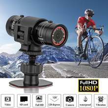 Full HD 1080P Mini Sports DV Camera Bike Motorcycle Helmet Sports Action DVR Video Cam Perfect Car Video Recorder(China)