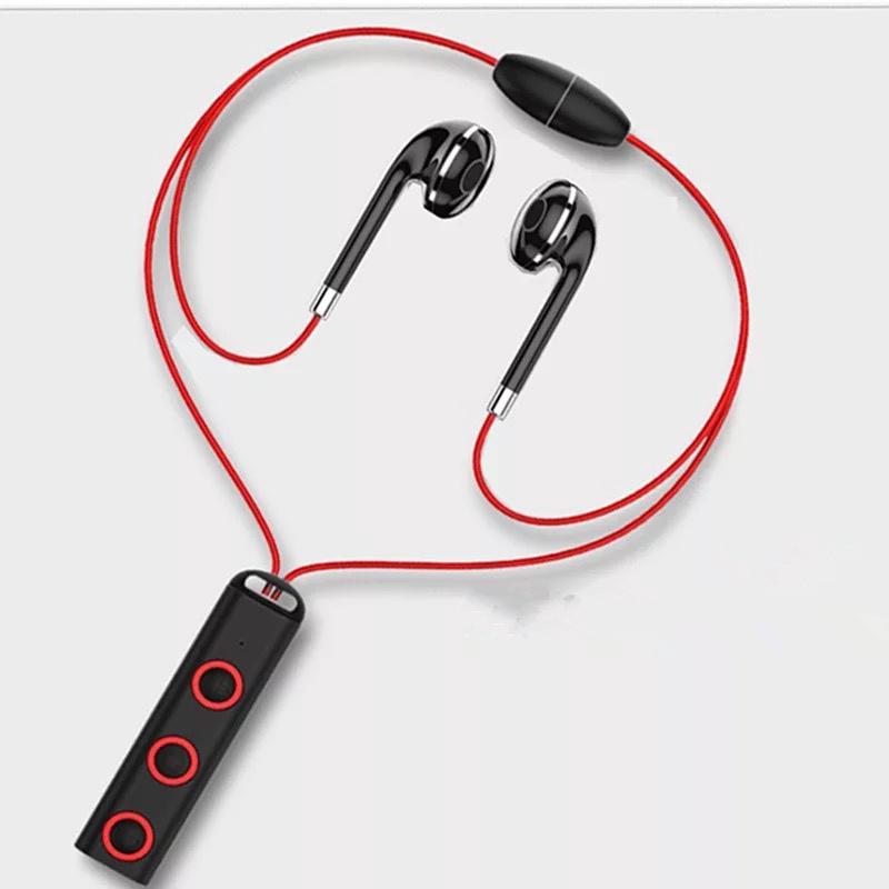 Mini wasserdicht noise reduction <font><b>Bluetooth</b></font> <font><b>headset</b></font> <font><b>sport</b></font> schweiß-proof anhänger <font><b>wireless</b></font> <font><b>headset</b></font> magnet adsorption power display image