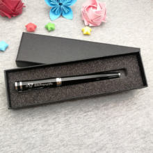 Classical writing gel pen personalized birthday gift for son customized free with his name text free ship with gift box