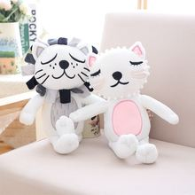 Новинка Детская плюшевая игрушка Успокаивающая кошка Лев кукла