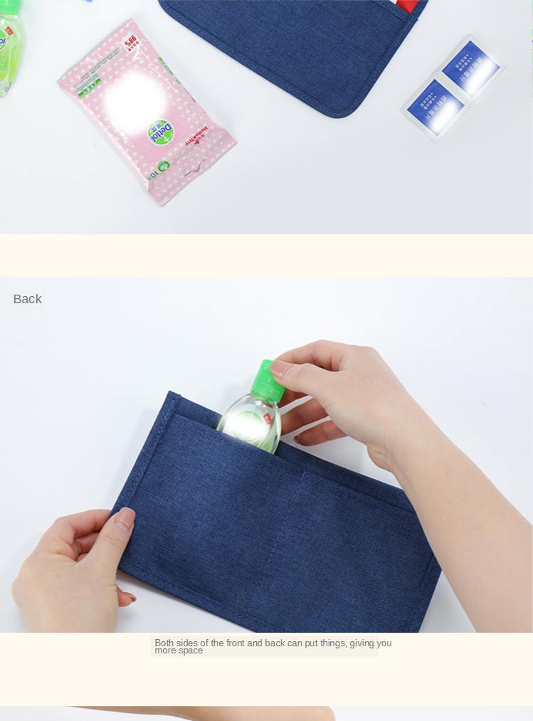 feminino casual saco de embreagem cartões chave