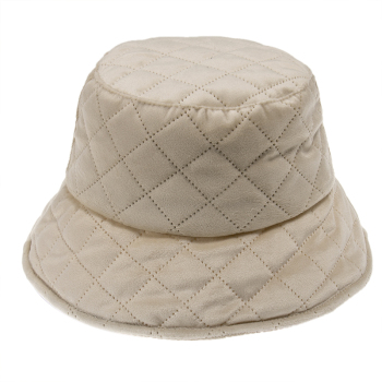FOXMOTHER New Black  Warm Casquette Panama Outdoor Fishing Cap Velvet Plaid Bucket Hats Fisherman Caps Women Lady Winter 2020