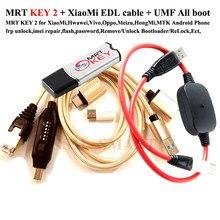 MRT SCHLÜSSEL 2 MRT DONGLE SCHLÜSSEL mrt schlüssel 2 + EDL BL Entsperren 9008 kabel für entsperren konto entfernen passwort imei reparatur