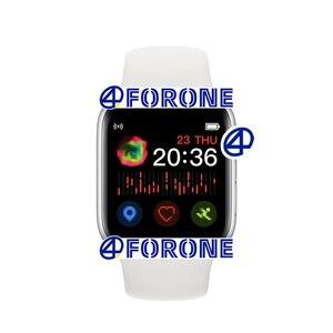 Модные Смарт-часы для фитнеса, Дамский полный сенсорный экран для сердечного ритма, монитор, умные часы для женщин и мужчин, для влюбленных, ...