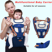 цена на Multifunctional Baby Carrier Breathable Front Baby Kangaroo Bag Facing Baby Carrier Infant backpack Pouch Wrap baby Sling