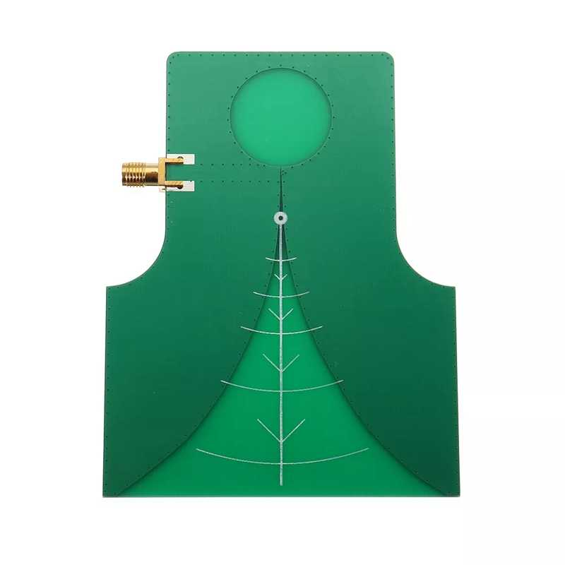 2,4-10,5 GHz BLUETOOTH-EXPLORER UWB Directional High Gain Breitband TEM Antenne 2,4G Übertragung Antenne