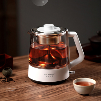 220V Electric Automatic Kettle Teapot Boiled Tea Pot Tea Meker with Filter Heat Preservation Health Preserving Pot 2 Gear 800ml