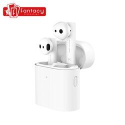 En Stock nuevo Xiaomi Airdots Pro 2 Mi verdadero auricular inalámbrico 2 TWS auriculares 2 LHDC Tap Control Dual MIC ENC