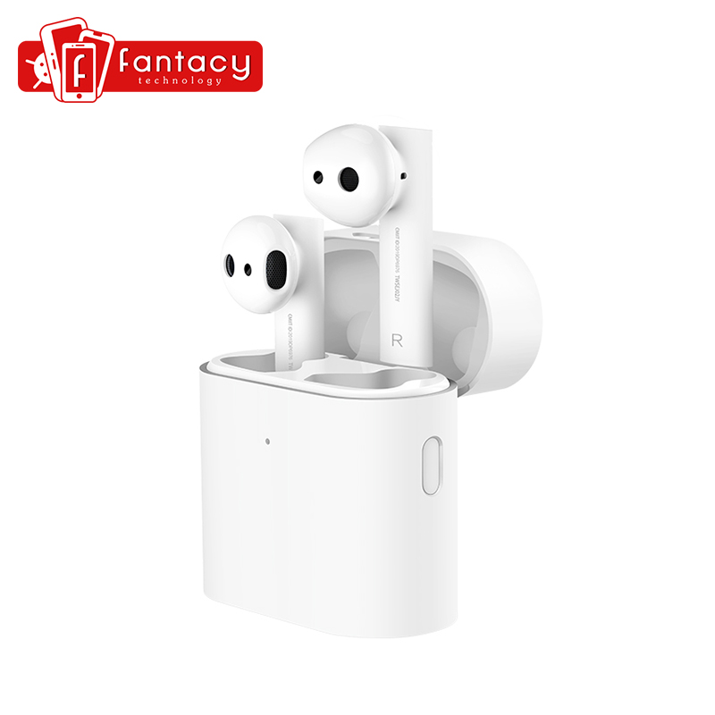 New Xiaomi Airdots Pro 2 <font><b>Mi</b></font> True Wireless Earphone 2 <font><b>TWS</b></font> Earphone Air 2 LHDC Tap Control Dual MIC ENC Airdots Pro 1 image