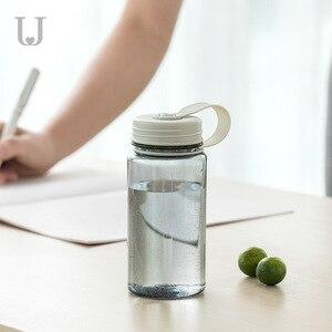 Image 4 - Youpin ירדן & ג ודי 370ML יד פשוט חמוד כוס נייד התנגדות ספורט בקבוק להחליק בידוד ידית קפה תה כוס