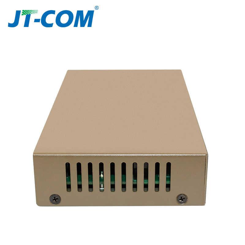 Conmutador Gigabit de 5 puertos 10/100/1000Mbps, conmutador de red Ethernet rápido de 8 puertos, conector y puerto LAN de reproducción, intercambio dúplex completo o medio