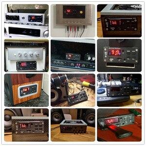 Image 5 - 5V 12V MP3 modülü WMA MP3 dekoder kurulu büyük renkli ekran 12V kablosuz Bluetooth 5.0 ses modülü USB TF radyo araba için kayıt