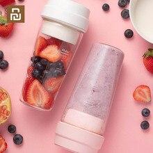Xiaomi 17pin estrela firut copo portátil juicer 400 ml copo de frutas carregamento magnético 30 segundos de suco rápido adequado para a aptidão
