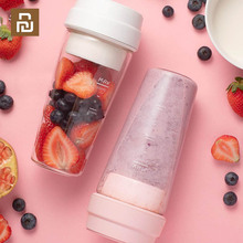 YouPin 17PIN Star Firut Cup Portable Juicer 400ML Fruit Cup Magnetic charging 30 Seconds Of Quick Juice Suitable For Fitness
