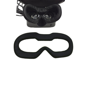 Image 4 - for Oculus rift s VR Memory Face Foam Replacement . Comfortable Pu Leather Cushion Pad, Increased FOV.