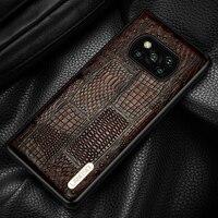 Genuino Retro Funda de cuero para Poco X3 Pro NFC F3 M3 X2 Mi 11 10 10 10 10T Lite 9 para Xiaomi Redmi Note 9 Pro Nota 10 8 pro 10s