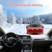 Descongelar defog mini aquecedor de carro ventilador elétrico pára-brisa janelas vidro dispositivo aquecido oe88