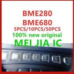 Image 1 - 5PCS 10PCS 50PCS 100% חדש מקורי BME280 BME280 BME680 BME 680 IC חיישן לחץ טמפ לחות