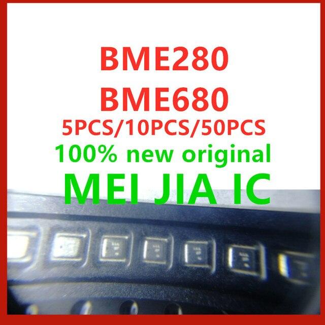 5PCS 10PCS 50PCS 100% חדש מקורי BME280 BME280 BME680 BME 680 IC חיישן לחץ טמפ לחות