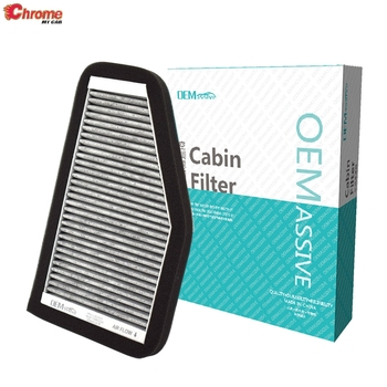 8L8Z-19N619-B Pollen Cabin Air Conditioning Filter Activated Carbon For Ford Escape Mercury Mariner Hybrid Mazda Tribute Cars image