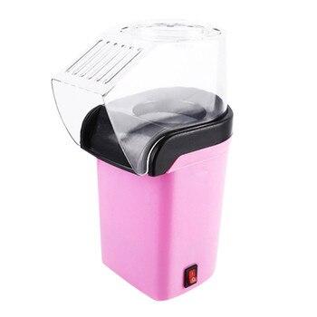 Kitchen Accessories Household Children's Automatic Popcorn Machine Pink Mini Small Corn Popcorn Machine Kitchen Gadgets#g30 8