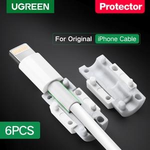 Image 1 - Ugreenケーブルプロテクターiphoneの充電器保護ケーブルusbコードセーバー咬傷usbケーブルchompers iphoneケーブルプロテクター