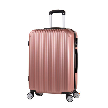 цена на Spinner Trolley Suitcase Rolling Luggage suitcase Wheels Kids Carry On Travel Bag men Women suitcase 20 24 26inch