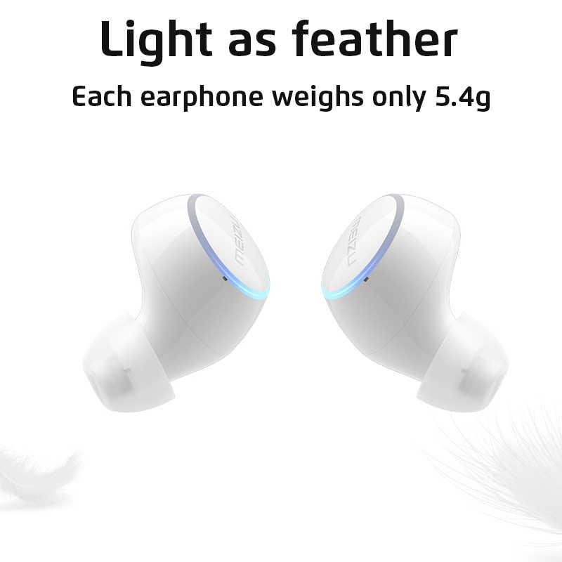النسخة العالمية Meizu البوب 2 بلوتوث 5.0 سماعة TW50S سماعات لاسلكية IP5X في الأذن سماعة أذن رياضية سماعة ل شاومي سامسونج