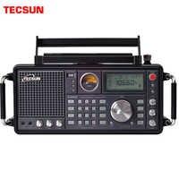 TECSUN S-2000 jamón Radio Amateur SSB de conversión doble PLL FM/MW/SW/LW banda aérea