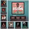 TZ88 plakaty 21 Savage Issa Album Art Hip Hop Rap muzyka gwiazda płótno malarstwo sztuka ściana obraz wystrój domu salon