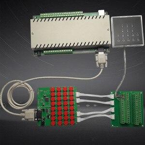 Image 5 - Kincony 16ボタン自己リセットスイッチ、トグルスイッチ壁パネル86*86モジュールためKC868スマートホームオートメーションコントローラマニュアル制御12v