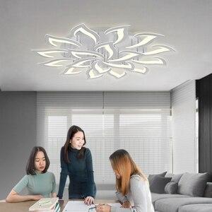 Image 3 - Nuovo led Lampadario Per Soggiorno camera Da Letto lampadario di Casa da sala Moderna del Soffitto del Led Lampadario Lampada di Illuminazione lampadario
