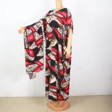 Новое поступление платье в африканском стиле для женщин с принтом