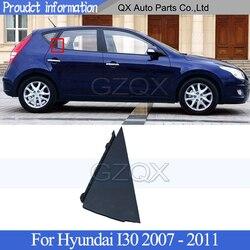 CAPQX Rear Door delta Left right moulding Assy For Hyundai I30 2007 2008 2009 2010 2011 Rear door adornment