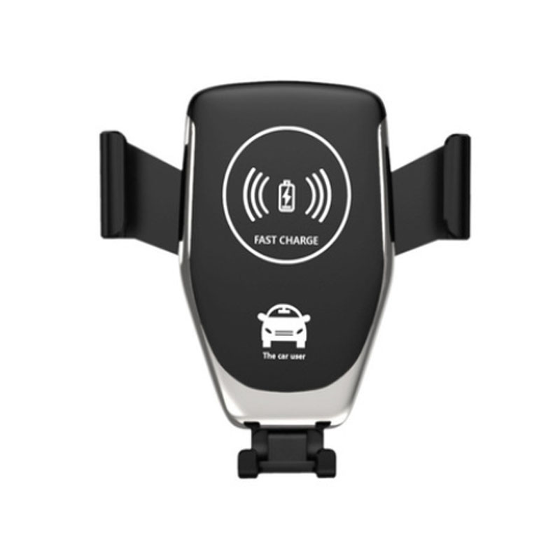 Vehicle wireless charger Wireless phone 10W charging gravity mobile bracket