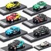 Inspire Model 1/64 RWB Beetle konsept otomobil takma alaşım kalıp döküm koleksiyonu hediyeler Metal araba oyuncak