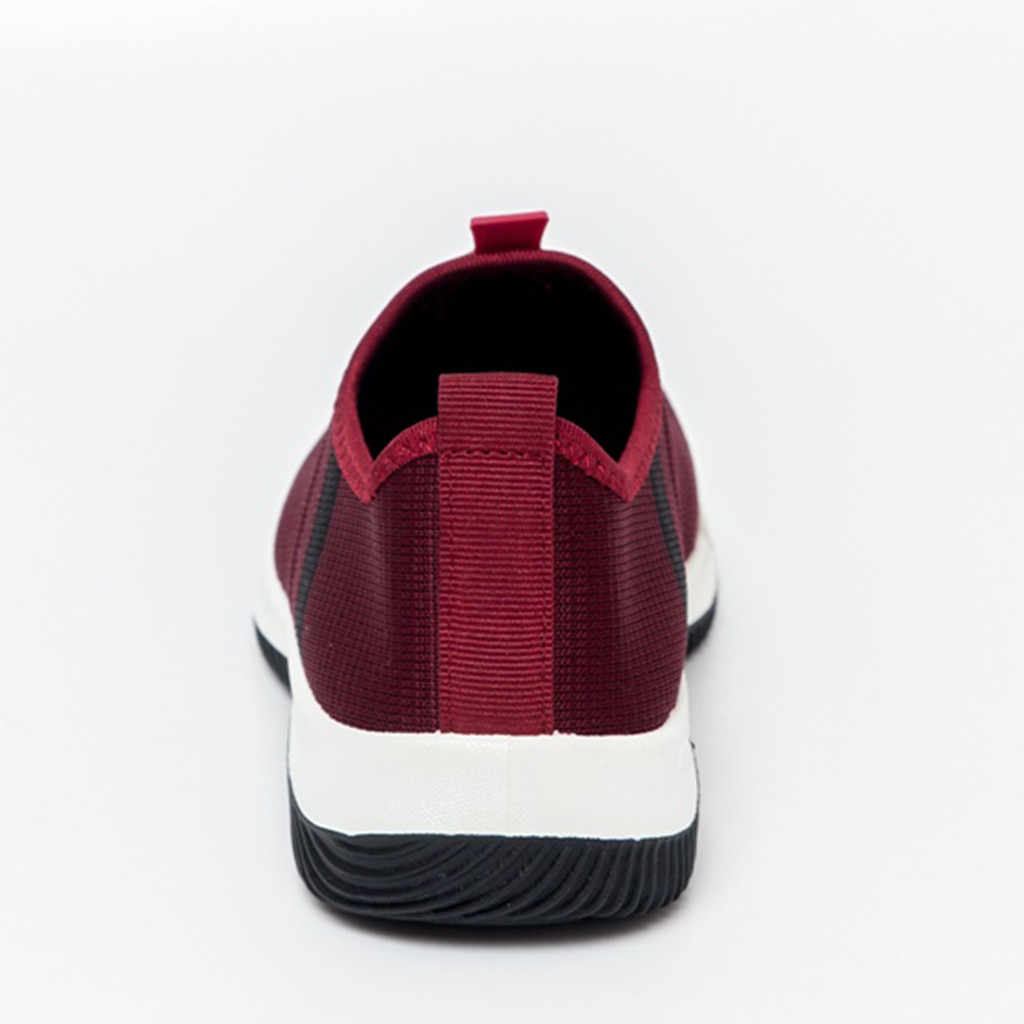 Kancoold 2019 outono mulher sapatos de malha respirável tênis sapatos ballet apartamentos senhoras deslizamento em apartamentos sapatos mocassins mais tamanho