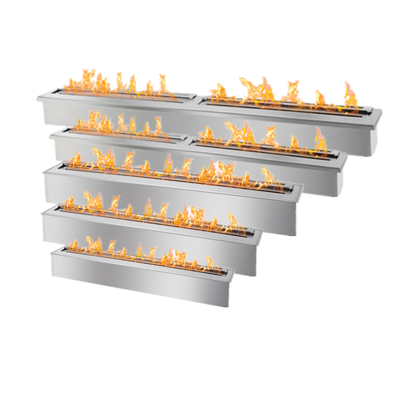 60 Inch Manual Bio Fireplace Outdoor Ethanol Burner