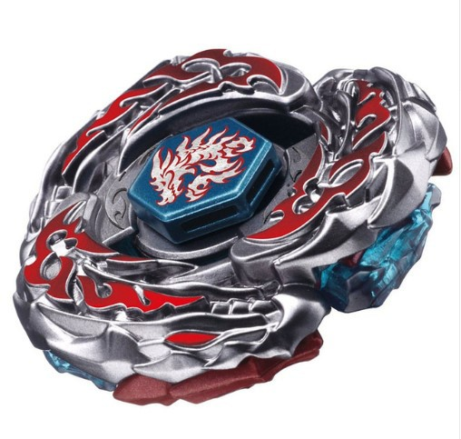 Factory Wholesale H Card 4D Constellation Alloy Battle Beyblade Spinner BB108 Draco Children's Toy