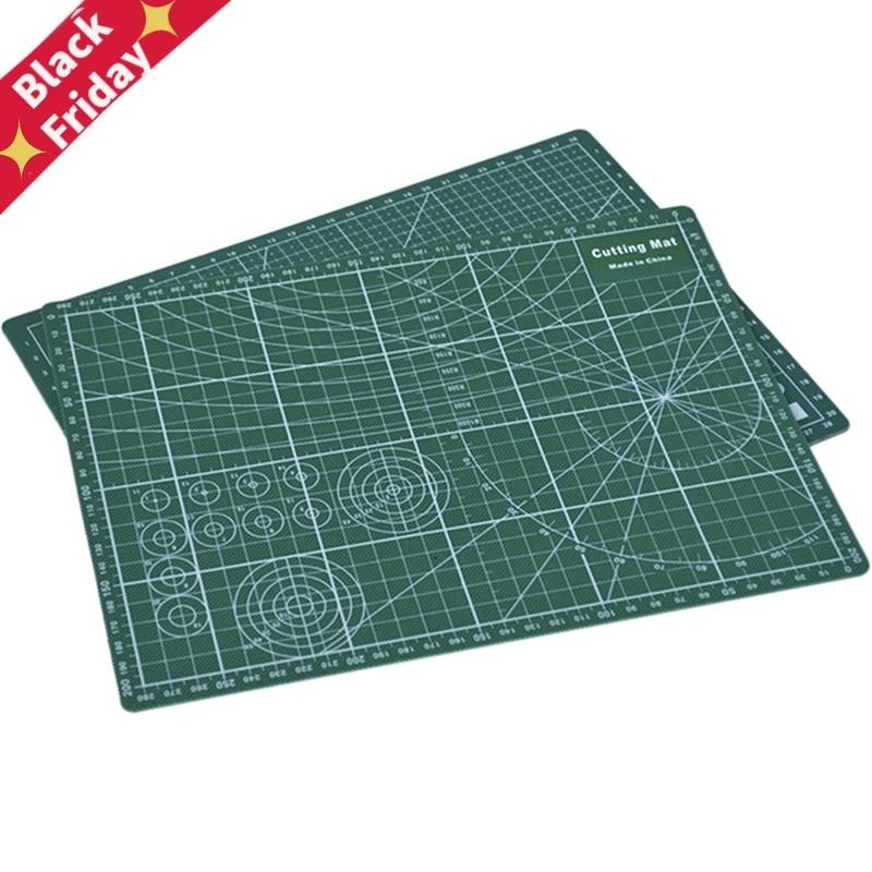 2 Types A4 PVC Cutting Mat A4 Durable Self-healing Cut Pad Patchwork Tools Handmade Diy Accessory Cutting Plate