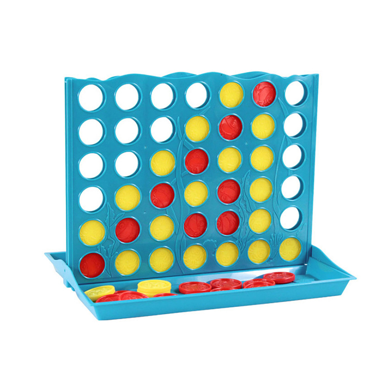 Children Nice Gift Board Game Educational Toy Connect 4 In A Line Toy Sets Educational Board Game Toys for Kid Child Entertainme