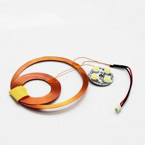 Image 3 - Lusya 1PC Magnetic levitation wireless power supply module multi function indicator for Magnetic levitation globe G1 009