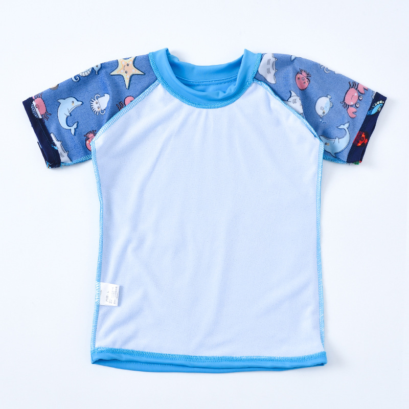CHILDREN'S Suit BOY'S Middle And Large Swimming Trunks Bathing Suit Boy Small Split Type CHILDREN'S Suit Small CHILDREN'S Baby S