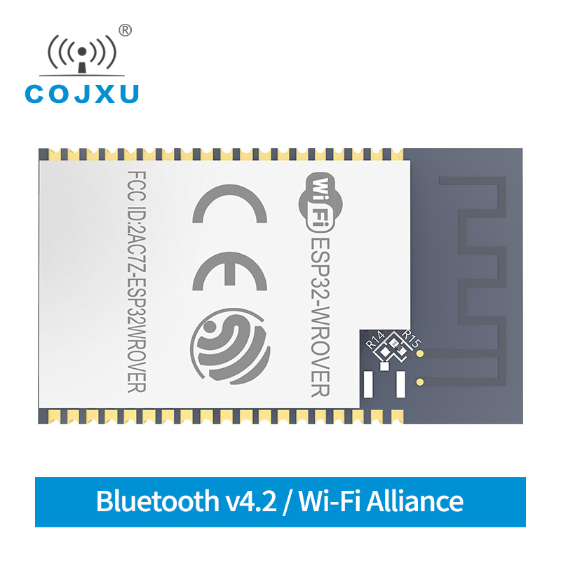 ESP32-WROVER ESP32 Wifi Bluetooth Wireless Module Dual Core MCU ESP ESP-32 IoT 2.4GHz Audio Transceiver