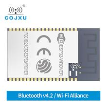 ESP32-WROVER ESP32 bezprzewodowy moduł bezprzewodowy Bluetooth dwurdzeniowy MCU ESP ESP-32 IoT 2 4GHz Audio Transceiver tanie tanio cojxu